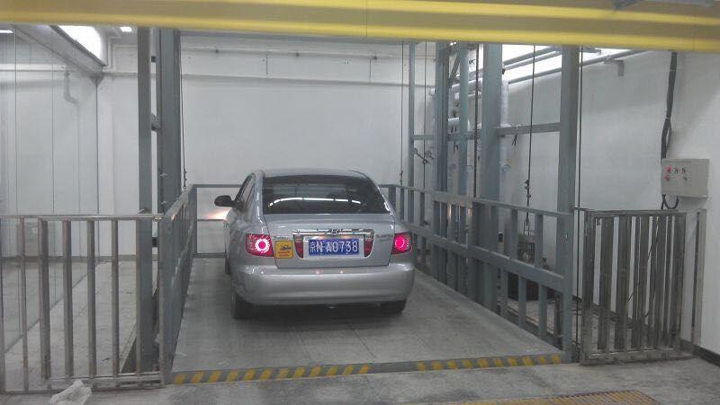 汽车专用升降机类停车设备