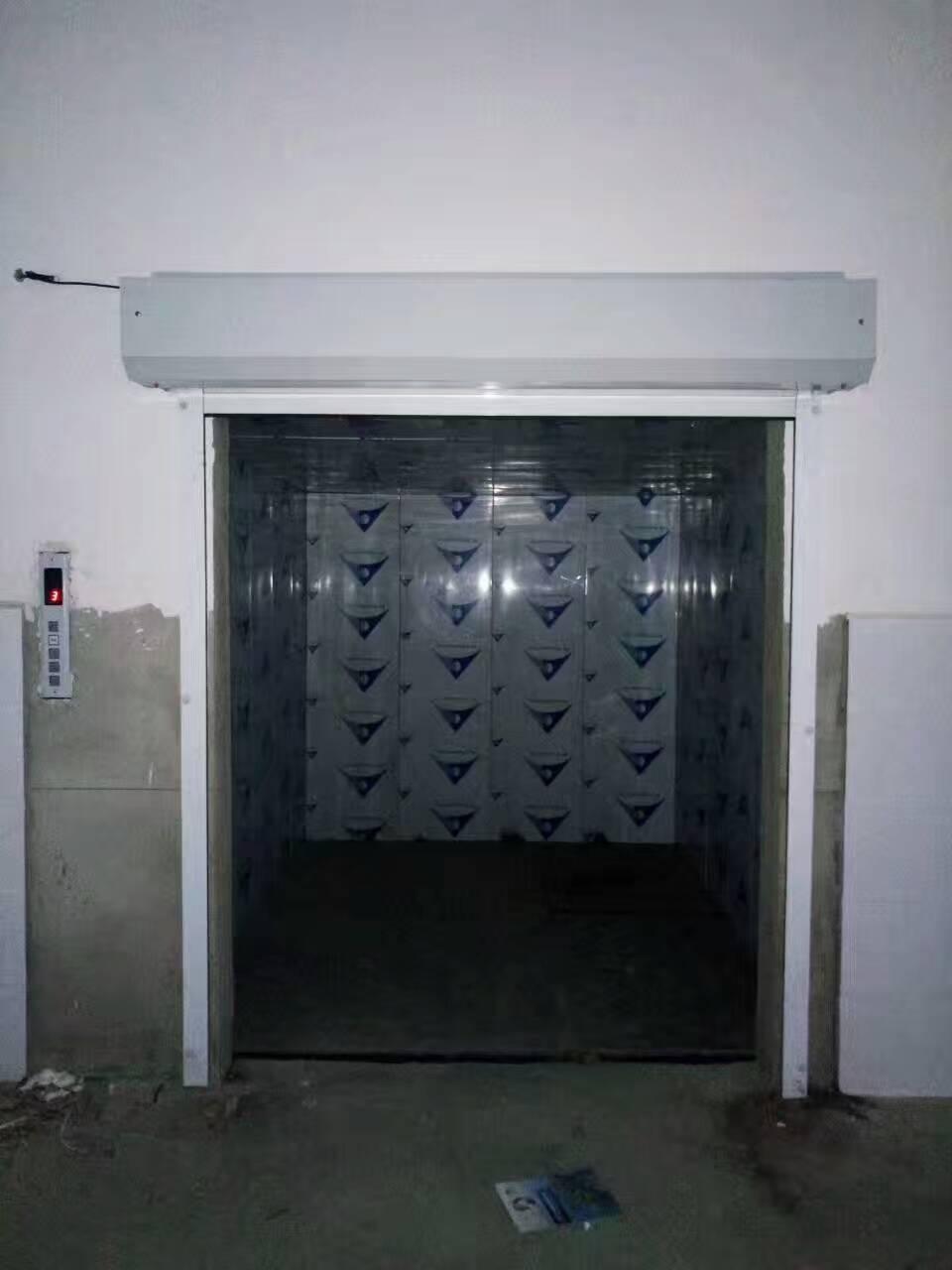卷帘门升降机